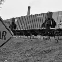 A economia da região depende das cerâmicas, agropecuária e agricultura familiar. Os trens que circulam são da Ferrovia Centro Atlântica. Foto: Natália Silva