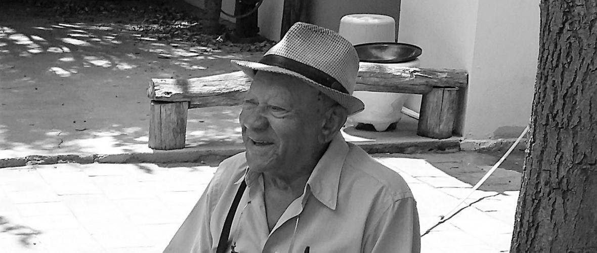 Mestre Cavachão tem 143 músicas registradas, muitas delas exaltando Uauá. Foto: Paulo Oliveira