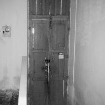 Acesso à antiga prisão. Foto: Paulo Oliveira