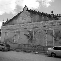 A cadeia pública de Queimadas foi desativada porque corre risco de desabamento. Foto: Paulo Oliveira