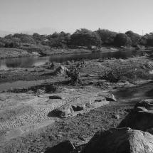 Lampião entrou com seu bando, em Queimadas, pelo rio Itapicuru. Foto: Paulo Oliveira
