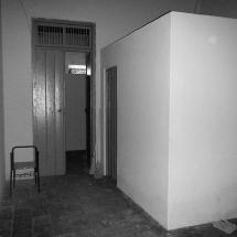 Área administrativa do antigo quartel e prisão. Foto: Paulo Oliveira