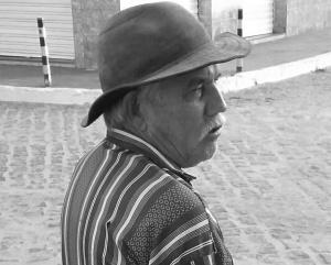 Seu Nel, agricultor de Jeremoabo (BA)