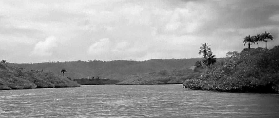 O Rio Paraguaçu atravessa 80 cidades baianas. Foto: Divulgação