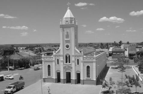 Igreja de Reriutaba (CE). Foto: Divulgação.