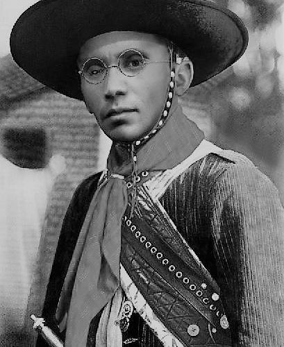 Foto de Lampião aos 28 anos (1926). Reprodução