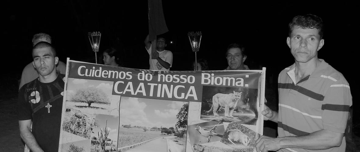 A preservação dos biomas é o tema deste ano da Campanha da Fraternidade. Foto: Anderson Ferreira