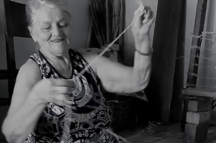 Nenhuma filha ou neta de Dona Josefa quis seguir sua arte. Reprodução de vídeo