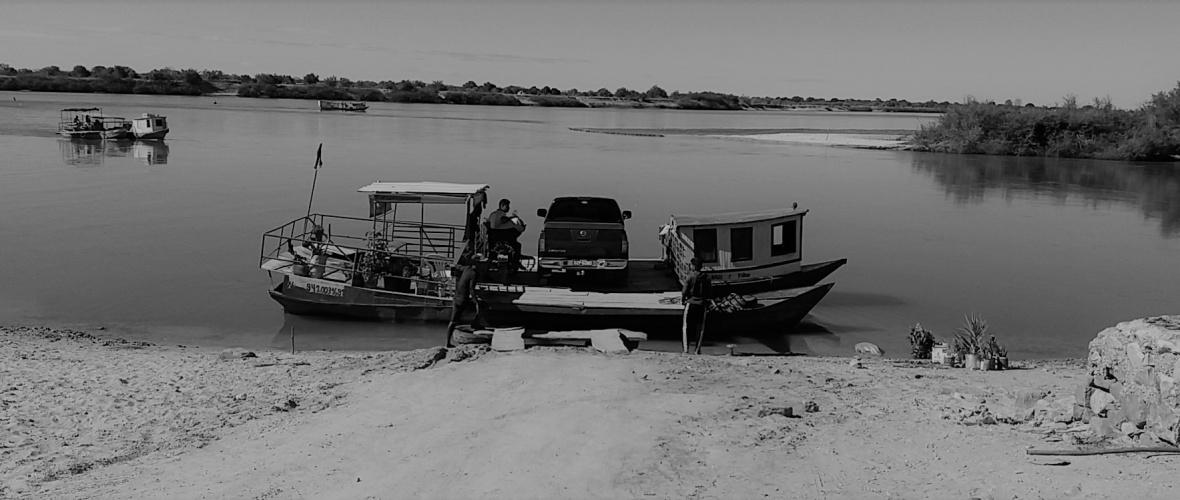 De Barra para os brejos. Foto: Paulo Oliveira