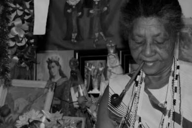 Mãe Celina Nascimento, Xique-Xique (BA). Reprodução de vídeo