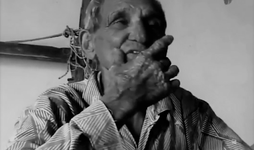 Reza de Pedro Santinho é usada para curar dor de dente. Reprodução de vídeo