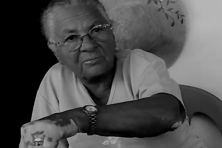 Dona Josefa e a mística do sangue ruim. Reprodução de vídeo.