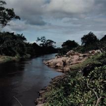 Fazenda Paratigí - Rio Paratigi entre RF e Santo Estevão