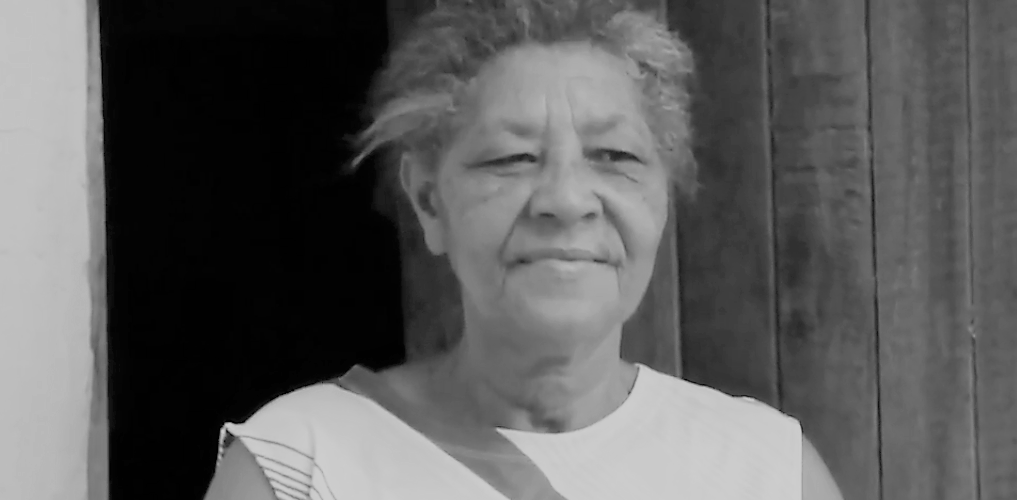 Mãe Celina domina os segredos da umbanda e da quimbanda. Frame do vídeo de Helenita Monte de Hollanda
