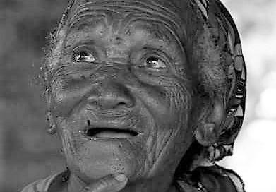 Dona Florência tinha uma visão peculiar de mundo. Foto: Helenita Monte de Hollanda