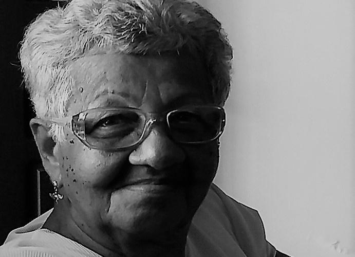 Dona Nazinha, 79 anos, foi primeira-dama duas vezes de Iaçu. Foto: Paulo Oliveira