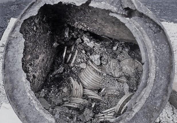 A lenda das botijas é contada em todo o Nordeste. Reprodução