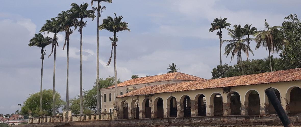 Geral do conjunto arquitetônico. Foto: Paulo Oliveira
