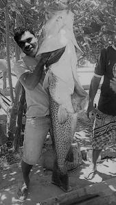 Pesca em Xique-xique