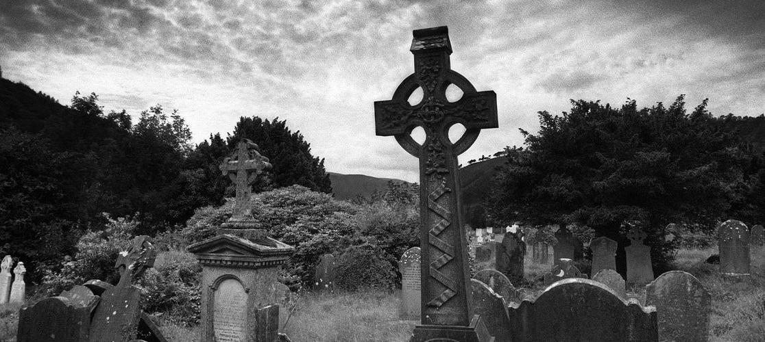 Cemitério. Foto: A Escotilha