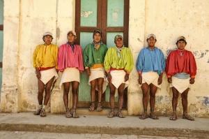 Os Tarahumaras. Foto: Luís Escobar