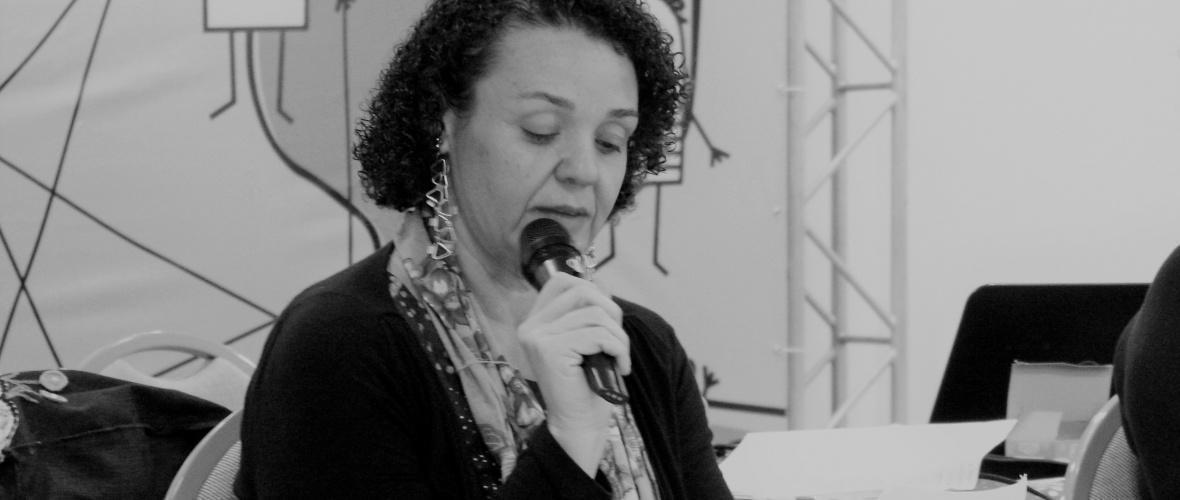 Valquíria LIma, coordenadora executiva da ASA, em Minas Gerais. Foto: Hugo Lima/ASA assessoria