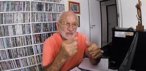 O pesquisador e jornalista potiguar Múcio Procópio conta quem matou Zé Baiano. Reprodução do canal Cultura Popular Brasileira.