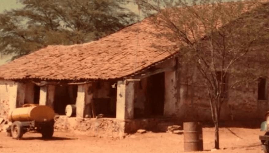 Fazenda Quixeré, em Caicó (RN), tem fama de mal-assombrada. Imagem: Canal Cultura Popular Brasileira