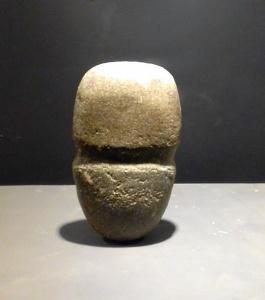 Machadinha de 9.600 anos encontrada na Serra da Capivara. Foto: Josélia Ribeiro