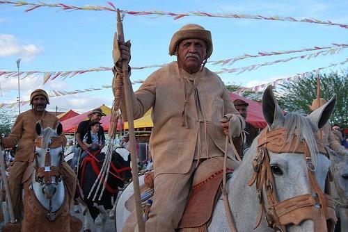 Festa de Vaqueiros de Barreiros, em Riachão do Jacuípe. Divulgação