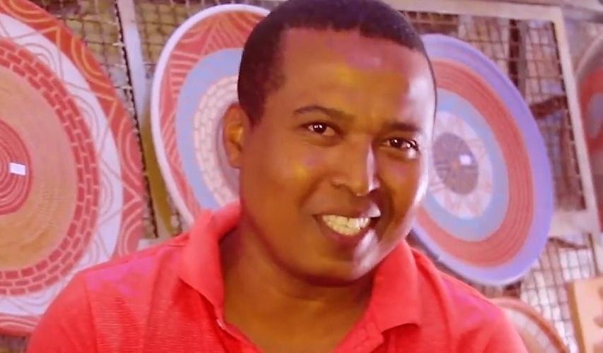Josemar, renomado artesão de Maragogipinho. Frame do vídeo do canal Cultura Popular Brasileira.