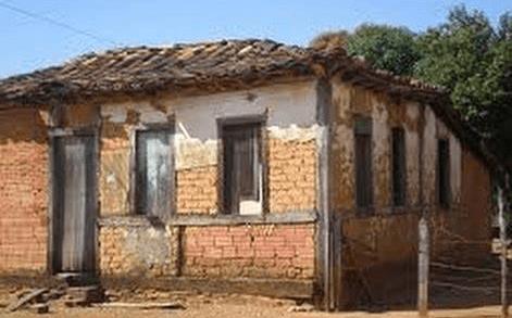 Casa velha. Reprodução