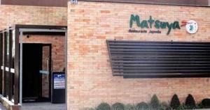 Fachada do restaurante Matsuya, na Vila Mariana. Divulgação