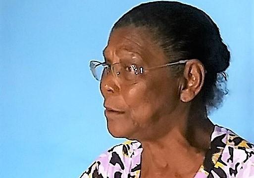 Maria da Conceição Guedes, 79 anos, preserva a cultura e tradição do quilombo do Campo Grande. Foto: Paulo Oliveira