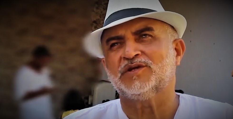 Juremeiro Batista. Reprodução do vídeo de Helenita Monte de Hollanda
