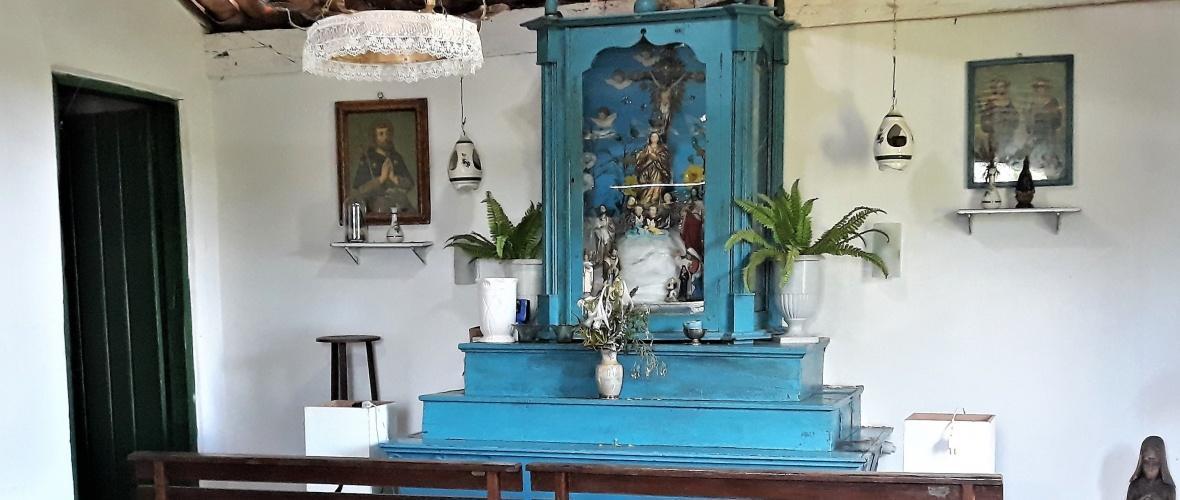 Nossa Senhora da Imaculada Conceição. Foto Paulo Oliveira