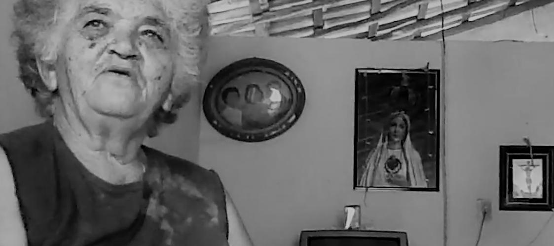 Margarida Maria Santana, 69 anos. Foto: Helenita Monte de Hollanda