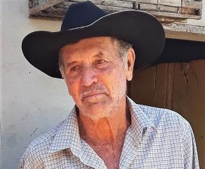 Miguel lembra das perseguições feitas aos marruás. Foto: Paulo Oliveira