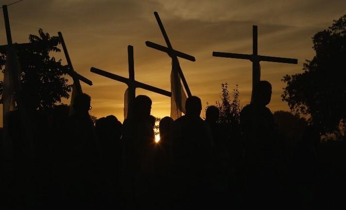 Semana Santa. Foto: Severino Silva