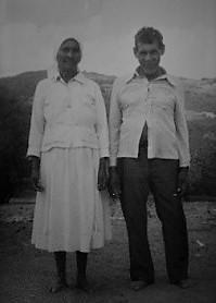 Maria Bárbara Binga. Foto: Acervo da família Oliveira/Site Os Brasis e suas Memórias