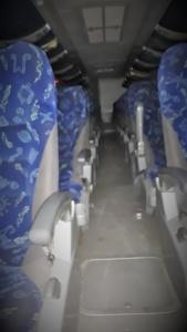 Três passageiros embarcaram em Alvorada. Dois chegaram a Paulo Afonso. Foto: Paulo Oliveira