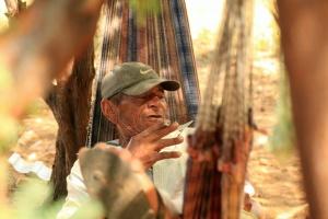 Francisco Martins Alves, o Chico Gaudêncio, foi para Itacuruba após o colapso do Castanhão, no Ceará. Foto: Severino Silva