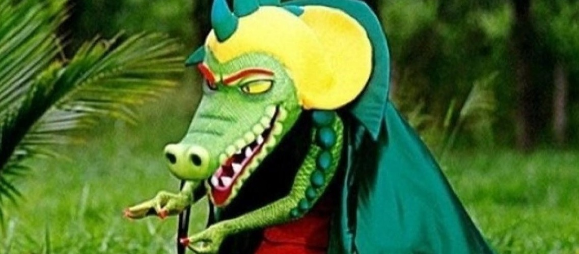 Personagem do folclore brasileiro, a Cuca assombra crianças