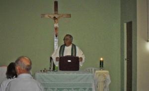Padre Pier Antonio Miglio. Foto: Grupo Missionário Bellinzago