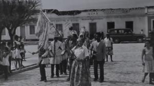 Manifestações culturais como o congado perderam força em Sento-Sé. Reprodução