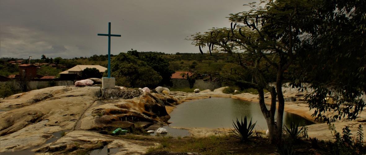 Vista geral do Tanque das Pedras. Foto: Paulo Oliveira