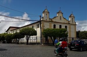 Igreja Matriz de Santo Antônio. Foto: Paulo Oliveira