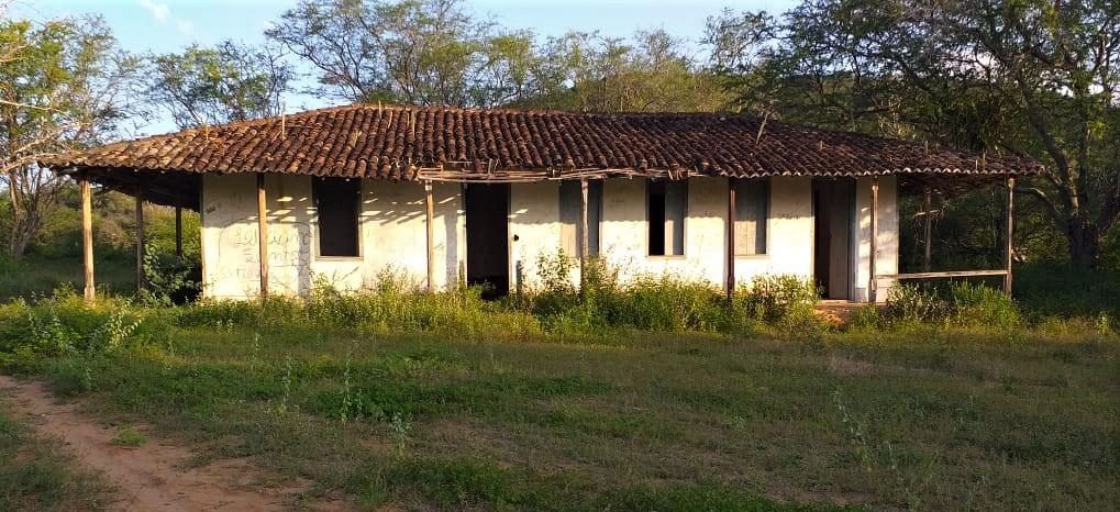 Fachada da casa onde nasceu o Barão de Jeremoabo. Foto: Flávio Passos