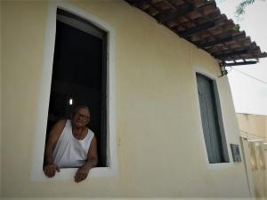 Sebastião, 85 anos, luta para preservar o aluá.