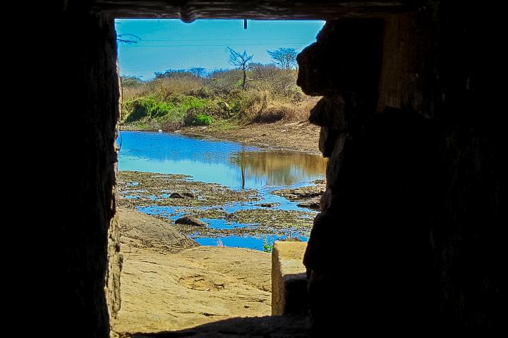 Boeiro da Ponte do Riachão. Fotos: Lucas Lima